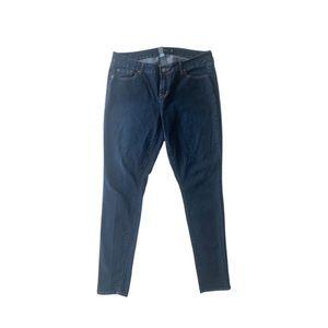 Torrid 16 Tall Slim Fit Denim Blue Jeans
